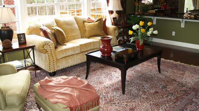 Oriental Rug Cleaning in Durham, NC